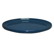 Northcote Pottery Marine 'Glazed Look' Round Saucer - 250mm