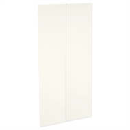 Kaboodle 900mm Almine Glaze Modern Pantry Door - 2 Pack