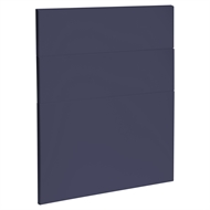 Kaboodle 600mm Bluepea Modern 3 Drawer Panels
