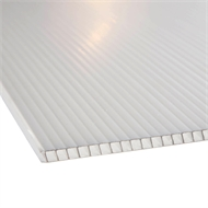 Tunnelcore 1200 x 1000 x 4mm Translucent All Purpose Utility Panel