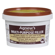 Agnew's 500g Water Putty Powder