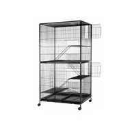 RapidMesh 94.5 x 76.5 x 180cm Large Animal Enclosure