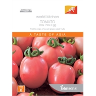 Johnsons Tomato Thai Pink Egg Seeds