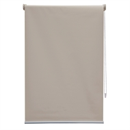 Pillar 240 x 240cm Elegance Indoor Roller Blind - Colorbond Dune