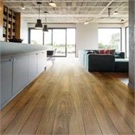 Laminae 12mm 1.81m² Spotted Gum Laminate Flooring