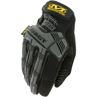 Mechanix Wear XL M-Pact Black And Grey Gloves