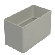Icon Plastics 100 x 50mm Surf Mist PVC Pipe Socket
