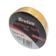 Brutus 25mm x 5m Anti Slip Tape - Yellow