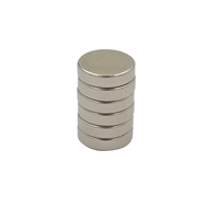 Everhang 12mm Rare Earth Disc Magnet - 6 Pack