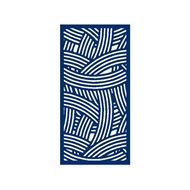 Protector Aluminium 900 x 1800mm Profile 11 Decorative Panel Unframed - Dark Blue