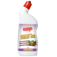 Oomph 750ml Sandalwood Toilet Cleaner