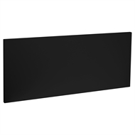 Kaboodle 900mm Blackberry Modern Slimline Door