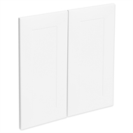 Kaboodle 600mm Vanilla Essence Alpine Rangehood Door - 2 Pack