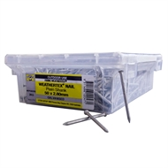 Weathertex 50mm x 2.8mm 2kg Galvanised Nails
