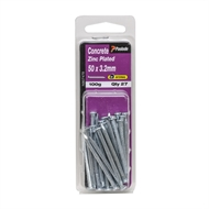 Paslode 50 x 3.2mm 100g Concrete Nails - Qty 27