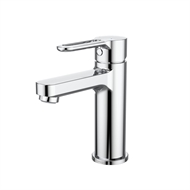Caroma WELS 5 Star 6L/Min Polished Chrome Cirrus Basin Mixer
