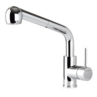 Mondella WELS 5 Star 6L/min Chrome Cadenza Spray Sink Mixer