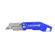 Kincrome Folding Utility Knife with Pouch