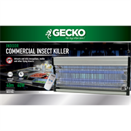 Gecko 40W Indoor Commercial Insect Zapper With Remote Control