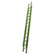 Bailey 4.2 - 7.0m 130kg Fibreglass Extension Ladder with Vee Bracket