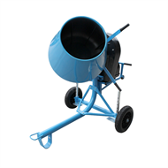 Kelso 3.5Cu Electric Cement Mixer