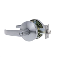 Yale 70mm Exterior Deadlatch Key In Lever
