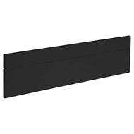 Kaboodle 900mm Luminess Metallic Oven Front Panels - 2 Pack