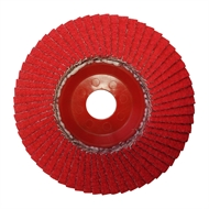 Josco 127mm 40G Ceramic Flap Disc