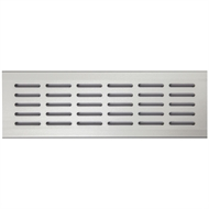 Hafele 78 x 240mm Ventilation Grill