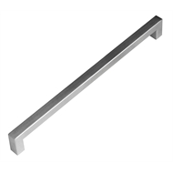 Kaboodle 256mm Brushed Stainless Steel Bar Handle