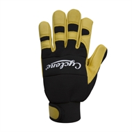 Cyclone Power Leather Garden Gloves - Medium