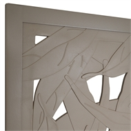Matrix 2410 x 1205mm Stone Coolabah Screen Panel With Frame