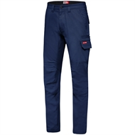Hard Yakka 97R Navy 3056 Stretch Canvas Cargo Pants