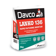 Lanko 5kg 136 Rapid Patching Mortar