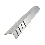 Metal Mate 40 x 12 x 1.6mm 1m Aluminium Unequal Angle