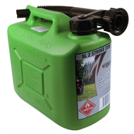 Icon Plastics 5L 2 Stroke Fuel Can And Pourer