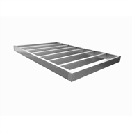 Steel Deck 7000 x 3000 x 185mm Custom Sized Floor Frame