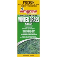 Amgrow 100ml Winter Grass Killer