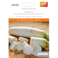 Johnsons World Kitchen Daikon Mooli Radish Seeds
