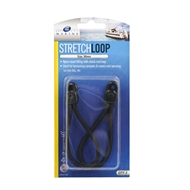Zenith 90mm Black Stretch Loop - 2 Pack