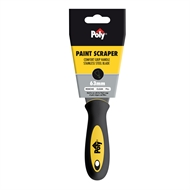 Poly 63mm Paint Scraper