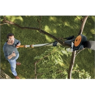 Fiskars 4.9m Telescopic Tree Pruner