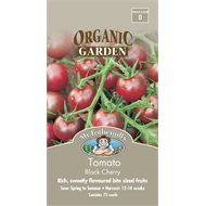 Mr Fothergill's Tomato Black Cherry Seeds
