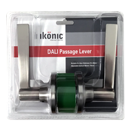 Ikonic Satin Stainless Steel Dali Passage Set