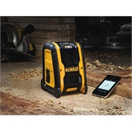 DeWALT 18V Portable Bluetooth Speaker