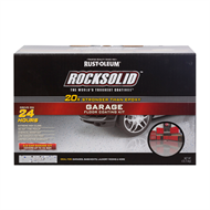 Rust-Oleum Grey RockSolid Garage Floor Coating - 2.5 Car Garage Kit