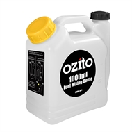 Ozito 1L 2-Stroke Fuel Mixing Bottle