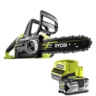 Ryobi 18V ONE+ 4.0Ah Brushless Chainsaw Kit