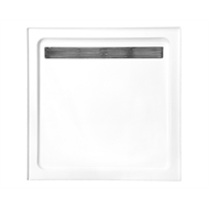 Rick McLean's Designer Bathware 900 x 900mm Modern Shower Base