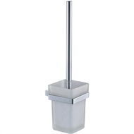 Mondella Chrome Rumba Toilet Brush And Holder